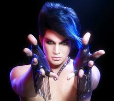 "adam lambert | ADAM LAMBERT - ""For Your Entertainment"" | track4 blog"