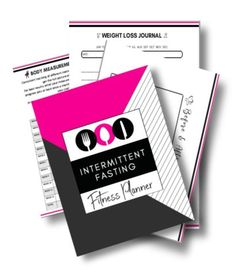 Intermittent fasting is the best way to lose weight fast! This intermittent fasting fitness planner has everything you need to lose weight fasting water fasting crescendo fasting intermediate fasting for women Need To Lose Weight, Diet Plans To Lose Weight, Losing Weight Tips, Weight Loss Workout Plan, Fast Weight Loss, Weight Loss Motivation, Get Skinny Fast, Weight Loss Journal, Workout Plan For Women