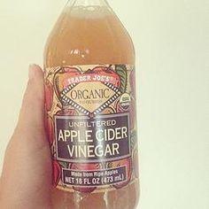 My Three Favorite Ways to Use Apple Cider Vinegar
