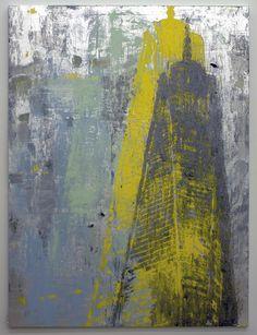 Enoc Perez, One World Trade Center. PeterBlumgallery