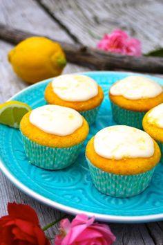 Diese köstlich-saftigen Zitronenmuffins sind der absolute Sommerhit! Und das nicht nur für die Kleinen!