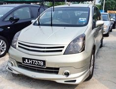 2008 Nissan Grand Livina 1.6