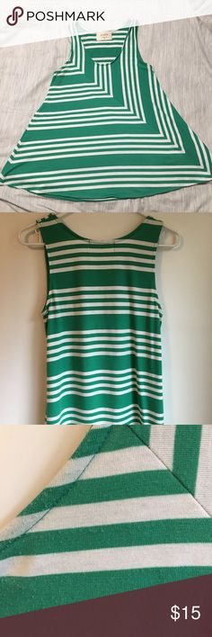 Anthropologie! Puella Geometric Swing Tank Super comfy Puella swing tank. Lovingly worn 5 times max. A great zero-effort statement piece! Anthropologie Tops Tank Tops