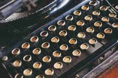 Vintage Typewriter by The Kandid on @creativemarket