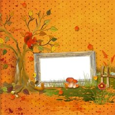 Scrapbooking TammyTags -- TT - Designer - Regina Falango,  TT - Item - Quick Page, TT - Theme - Autumn or Thanksgiving