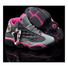 size 40 2c0f2 1d410 Buy Get For Sale Air Jordan 13 Xiii Retro Womens Shoes Online Grey Pink  from Reliable Get For Sale Air Jordan 13 Xiii Retro Womens Shoes Online  Grey Pink ...