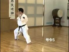 Seipai by Oishi Shotokan Karate Kata, Kyokushin, Wing Chun, Aikido, Martial Arts, Youtube, Sleep, Youtubers, Hapkido
