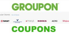 Do you use Groupon? You can save money at your favorite stores with #GrouponCoupons! #ad