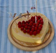 Handmade bithday cake