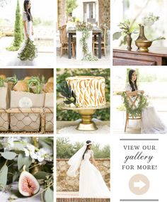 Tuscan romance wedding inspiration | photo by Amalie Orrange Photography | 100 Layer Cake