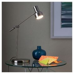 Cantilever LED Desk Lamp - Pewter - Threshold™ already viewed