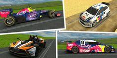 Termin und erster Gameplay Trailer zu Red Bull Racers