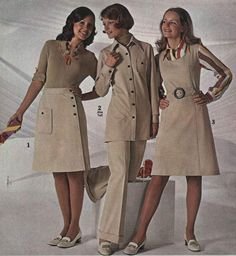 1970s Fashion for Women & Girls | 70s Fashion Trends, Photos and More