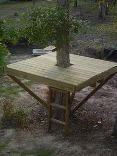 Idea for a treehouse