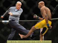 The real Anderson Silva's problem.