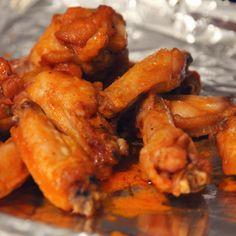 Carolina Reaper Chicken Wings