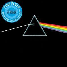 """The Dark Side Of The Moon, Pink Floyd: E' il disco più celebrato, mitizzato e controverso dei Pink Floyd dell'era Waters. E' un ricco quanto contraddittorio laboratorio musicale che contiene momenti di assoluto lirismo (su tutte la trascinante """"Time""""), ansie e soluzioni sonore  d'avanguardia (""""Speak To Me"""" e """"On The Run"""")."""