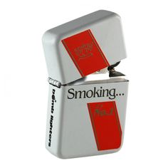 Bomblighter - Smoking No 1.  Limited edition; Solid windproof metal lighter; Full lifetime guarantee; Comes boxed and in a tin case; Excellent collectors item; Makes an ideal gift! 6cm Tall x 4cm Wide.  For more information please click the link or visit dotcombong.com.