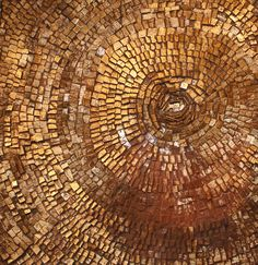 mosaic | Home | CFA Gallery | Marcela Panasiti | Mosaic - Gold
