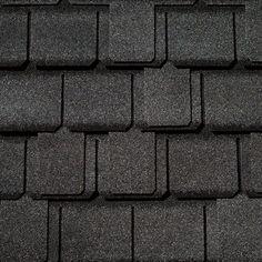 Antique Slate #gaf #designer #roof #shingles #swatch
