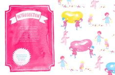 Watercolor-Mayzie children's book- Ohh yeaaah
