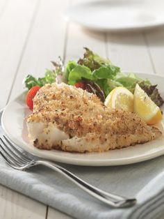 This recipe is a quick and easy way to include heart-healthy fish into your everyday diet!