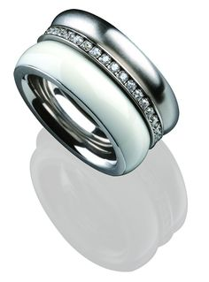 Combination of 3 rings ... Ernstes Design Coach Purses, Rings For Men, Jewelery, Rings, Jewelry, Men Rings, Jewellery, Jewelry Shop, Coach Handbags