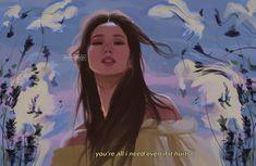 Blackpink Poster, Kpop Drawings, Watercolor Wallpaper, Digital Art Girl, Kpop Fanart, Cute Illustration, Studio Ghibli, Aesthetic Anime, Cute Art