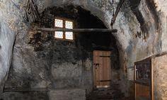 Altfinstermünz, inside the klausenturm