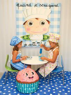 cocina para niños en kidshome