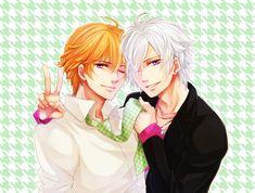 Asahina Natsume x Tsubaki / Brothers Conflict