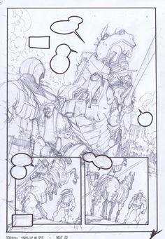Deadpool: TU893 p20 by Matteo Scalera