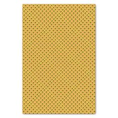 Bright Yellow Sunflower Tissue Paper - sunflowers sunflower gifts floral flowers cyo gift idea unique