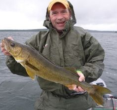 How to Fish During the Cold Fronts