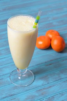 Homemade Orange Julius: No One Will Ever Know That Milk Is the Secret Ingredient | BlogHer