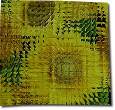 Fractured Quilting Optical Illusion Quilts Bargello