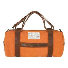 colored classic duffle bags that are perfect for the warmer weather - Duffle bags