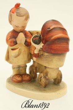 # 67 Doll Mother Hummel Figurine TMK1 1935-1949 | eBay