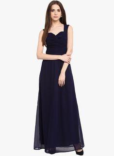 Wear your style Blue Dresses For Women, Best Online Fashion Stores, Bridesmaid Dresses, Wedding Dresses, Jumpsuit Dress, Shoe Brands, Party Dress, Gowns, Navy Blue