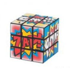 12 Superhero Mini Magic Cubes Party Bag Fillers for Children