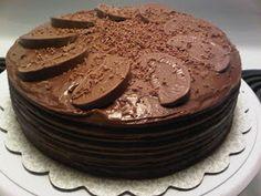 Sweet Life x: Terry's Chocolate Orange Cake