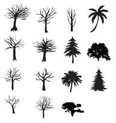 FREE trees KLDezign les SVG                              …