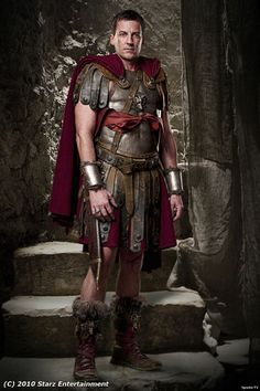 Love Craig Parker! he was so good on Spartacus Vengeance. He will also apprear in The Hobbit