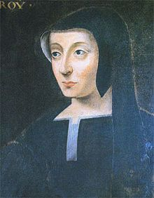 Louise of Savoy (11 September 1476 – 22 September 1531) was a French noblewoman, Duchess regnant of Auvergne and Bourbon, Duchess of Nemours, the mother of King Francis I of France. She was politically active and served as the Regent of France in 1515, in 1525–1526 and in 1529.