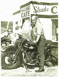America by Motorcycle the book...get it on Amazon.