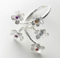 Wildflower Ring €85 - Garrett Mallon