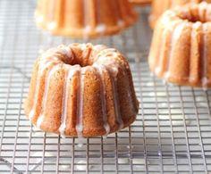 Mini Orange Bundts with a Grand Marnier Glaze | Tasty Kitchen: A Happy ...