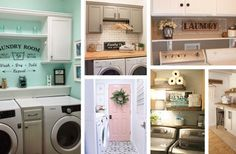 23 Before and After: Budget Friendly Laundry Room Makeover Ideas That Will Amaze You
