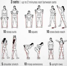 Fitness Workouts, Fun Fitness, Workout Hiit, Senior Fitness, Group Fitness, At Home Workouts, Fitness Band, Physical Fitness, Workout Plans