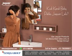 Irresistible deals on Jaquar products only at Taneja Group! http://tanejasonline.com/